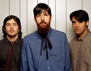 Favorite Band: The Avett Brothers