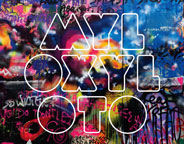 Favorite CD: Mylo Xyloto by Coldplay
