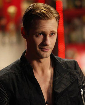Alexander Skarsgard In 'True Blood' Still