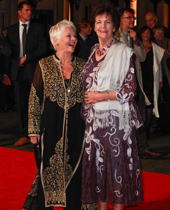 Philomena Lee And Judi Dench
