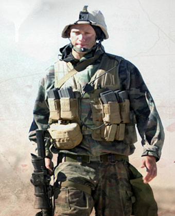 Alexander Skarsgard In 'Generation Kill'