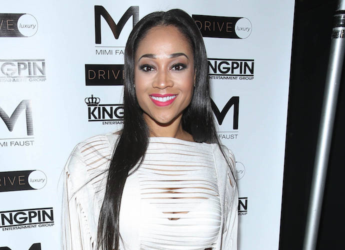 Mimi Faust: Hold On To Your Sex Tape! [Exclusive Video]
