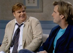Chris Farley's 5 Top 'SNL' Sketches