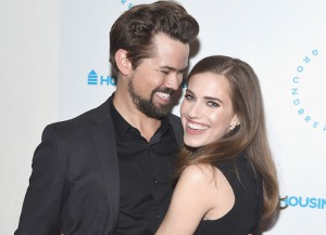 Andrew Rannells And Allison Williams Attend Housing Works Groundbreaker Awards