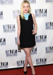 Dakota Fanning Goes With 60s Look For 'Every Secret Thing' Premiere