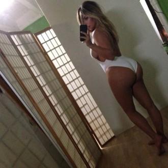 Kim Kardashian's Most Revealing Selfies