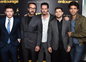 'Entourage' Cast Reunites For Special Screening Of Movie In NYC