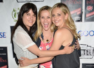 Selma Blair, Reese Witherspoon & Sarah Michelle Gellar Reunite At 'The Unauthorized Musical Parody Of Cruel Intentions'