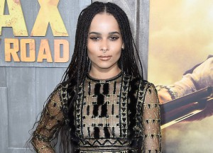 Zoë Kravitz On 'Good Kill,' Ethan Hawke [EXCLUSIVE VIDEO]