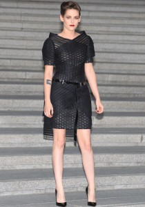 Kristen Stewart Attends Chanel 2015/16 Cruise Collection Show