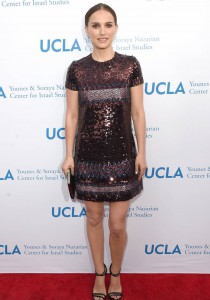 Natalie Portman Looks Chic In Dior At UCLA Gala