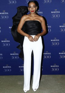 Solange Knowles Wears Couture To Martell Cognac Event At Versailles