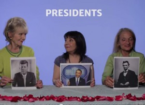 Grandmas Play Hilarious Game Of 'F–k, Marry, Kill' In New Viral Video
