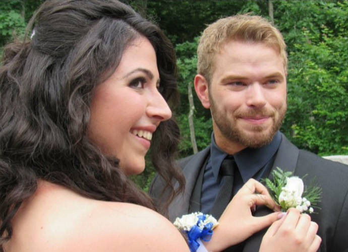 Kellan Lutz Went To Prom With Lucky Fan Brianna Siciliano