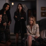 'Pretty Little Liars' Recap: Andrew Is Released From Jail, Jason Recognizes Charles DiLaurentis