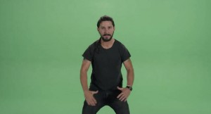 Shia LaBeouf's Hilarious 'Just Do It' Motivational Video Jeered – But Was It For Real?