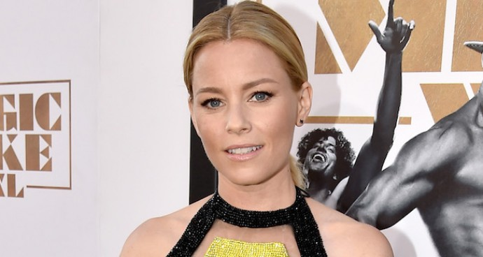 Elizabeth Banks Dons Balmain To 'Magic Mike XXL' Premiere
