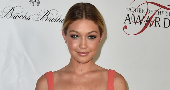 Gigi Hadid Looked Every Bit The Model At American Diabetes Association's Father of the Year Awards