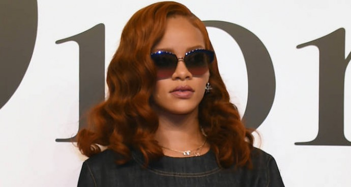 Rihanna Dons All Dior For Brand's Tokyo Event