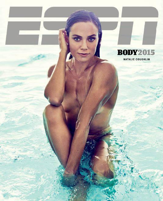 Natalie Coughlin, Amanda Bingson And Kevin Love Cover The ESPN Body ...