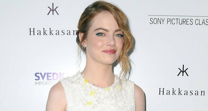 Emma Stone Wows At 'Irrational Man' Premiere
