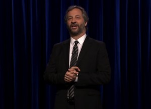 Judd Apatow Slams Bill Cosby On 'Tonight Show'