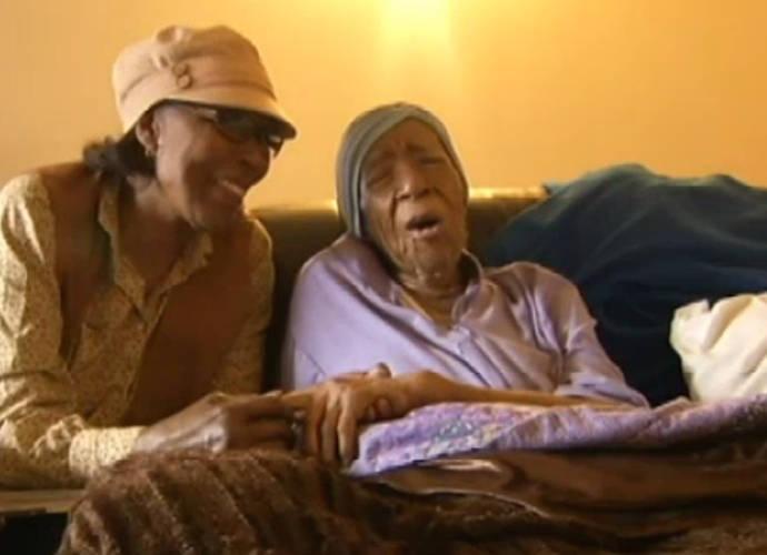 ... Jones, The World's Oldest Living Person, Celebrates 116th Birthday