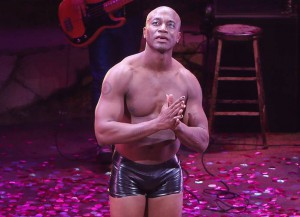 Taye Diggs Makes Debut In 'Hedwig And The Angry Inch'
