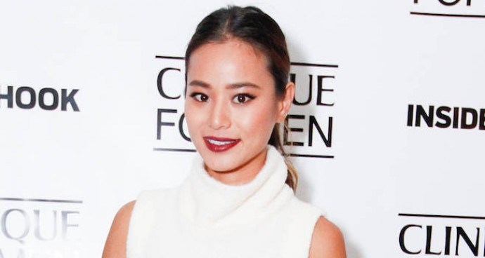 Jamie Chung Stuns In Style At Clinique For Men Event