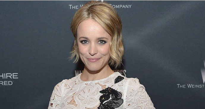 Rachel McAdams Looks Elegant In Zuhair Murad At 'Southpaw' Screening