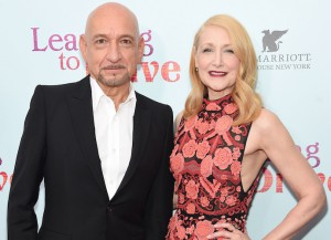 Patricia Clarkson And Ben Kingsley On Their Relationship In 'Learning To Drive' [EXCLUSIVE VIDEO]