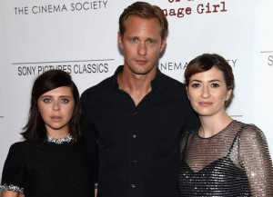 Alexander Skarsgard, Bel Powley & Marielle Heller On The Diary of a Teenage Girl, Nude Scenes [EXCLUSIVE VIDEO]
