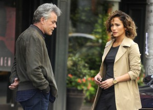 Ray Liotta And Jennifer Lopez Film 'Shades Of Blue'
