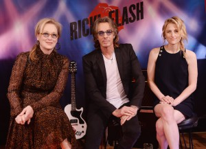 Meryl Streep, Rick Springfield & Mamie Gummer Promote 'Ricki And The Flash'