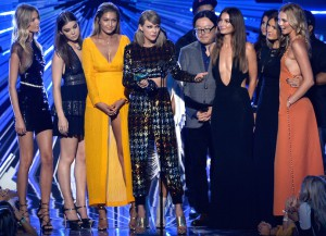 2015 MTV Video Music Awards Winners: Taylor Swift's 'Bad Blood' Earns Video Of The Year