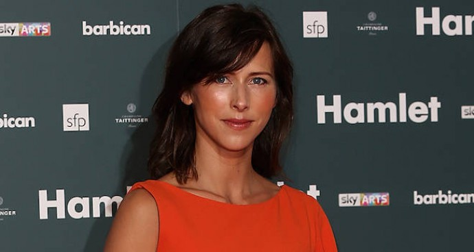 Sophie Hunter, Benedict Cumberbatch's Wife, Dazzled At 'Hamlet' Press Night