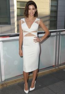 Jenna Dewan-Tatum In Cushnie et Ochs At Celebration Of Dance Gala