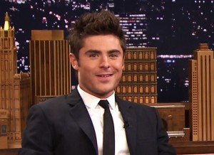 Zac Efron Plays Egg Russian Roulette With Jimmy Fallon On 'Tonight Show'