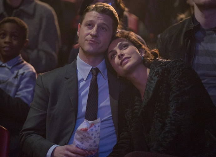 Ben McKenzie And Morena Baccarin Welcome A Baby Girl