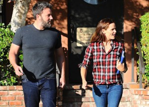 Ben Affleck And Jennifer Garner Are All Smiles Exiting Counseling Center, Spark Reconciliation Rumors