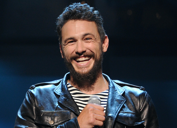 James Franco To Teach A High-School Film Class - uInterview James Franco