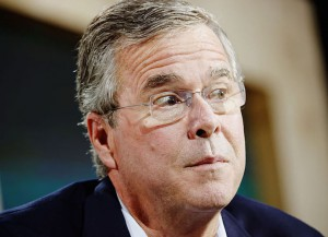 Jeb Bush Posed Before A Green Screen, Creates New Meme Craze