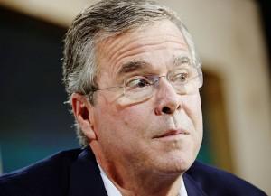 Jeb Bush Posed Before A Green Screen, Creates New Meme Craze