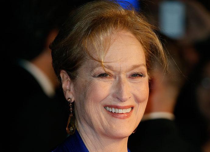 Meryl Streep Slams Donald Trump In Lifetime Achievement Award Acceptance Speech