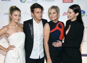 Yolanda Foster Reveals Children Bella Hadid And Anwar Hadid Also Battling Lyme Disease