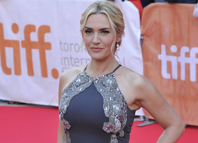 Kate Winslet Keeps Her...