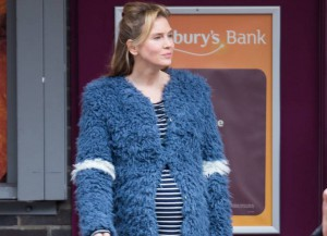 Renee Zellweger Films Scenes For 'Bridget Jones's Baby'