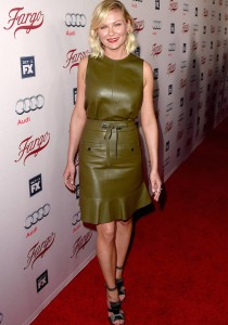 Kirsten Dunst Goes With Two-Piece Look For 'Fargo' Premiere