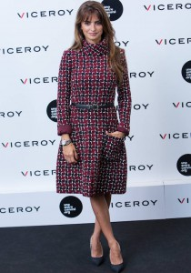 Penelope Cruz Wears Chanel At Viceroy Headquarters