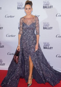 Sarah Jessica Parker Dazzles At New York City Ballet Fall Gala